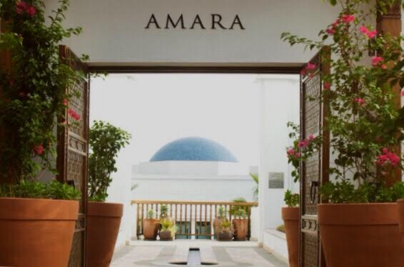 Amara Spa Dubai Review Loreen Coucou Jolie