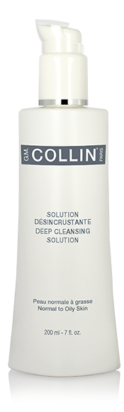 G.M. Collin Deep Cleansing Solution