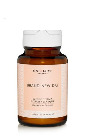 One love organics Brand new day