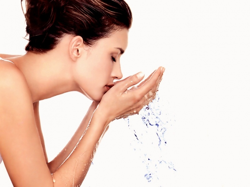 face washing tips