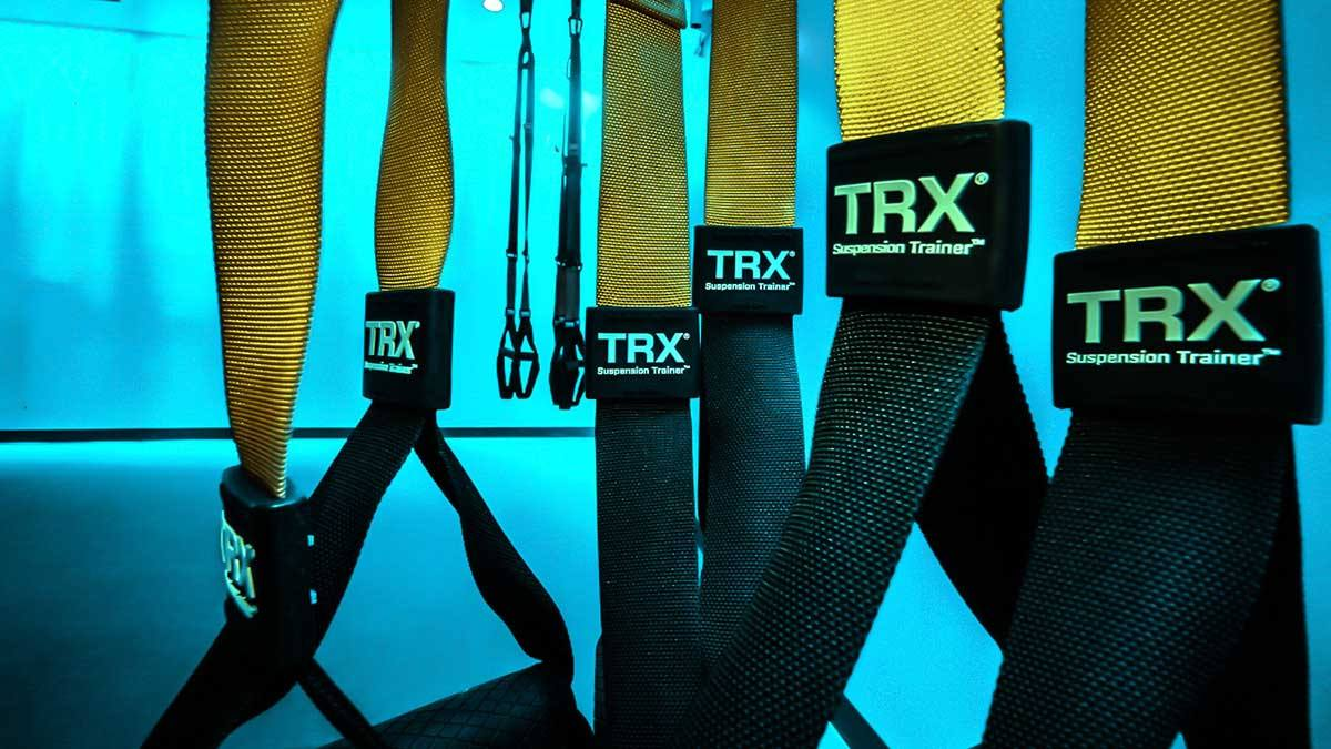 Aura Body: TRX BodyBlast