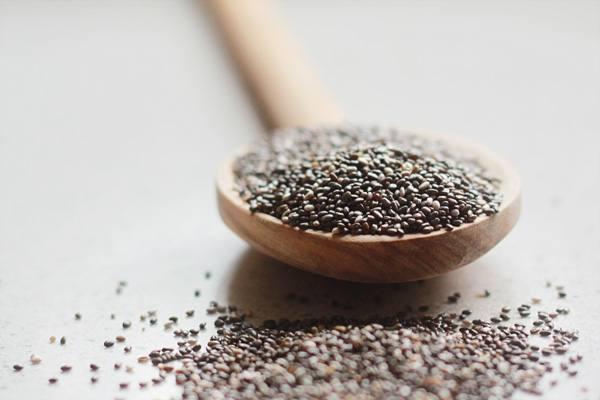 chia seed water recipe