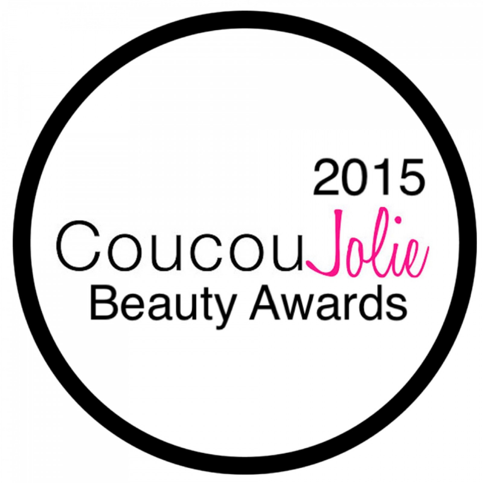 Coucou Jolie Beauty Awards