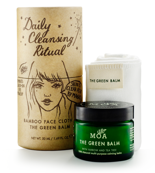 Moa Daily Cleansing Ritual