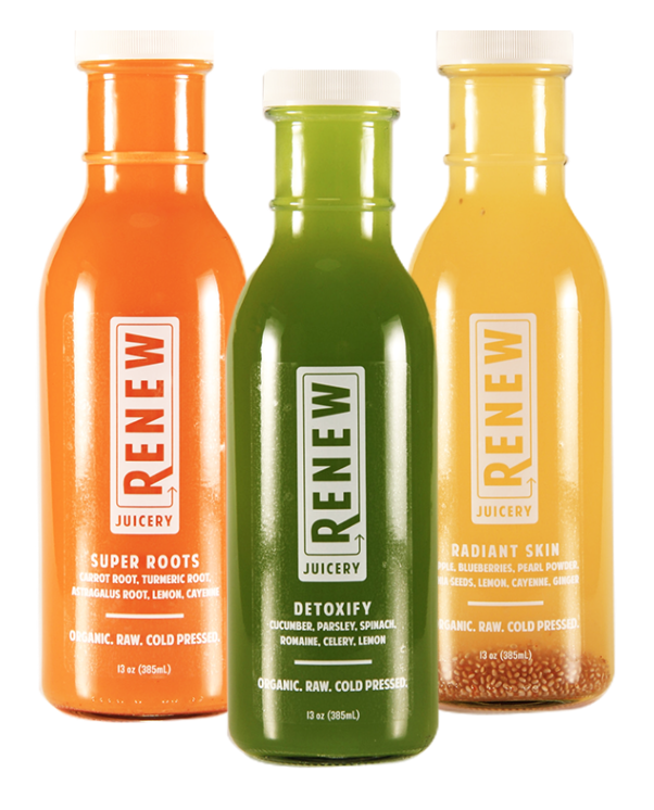ReNew Juicery One Day Juice Cleanse