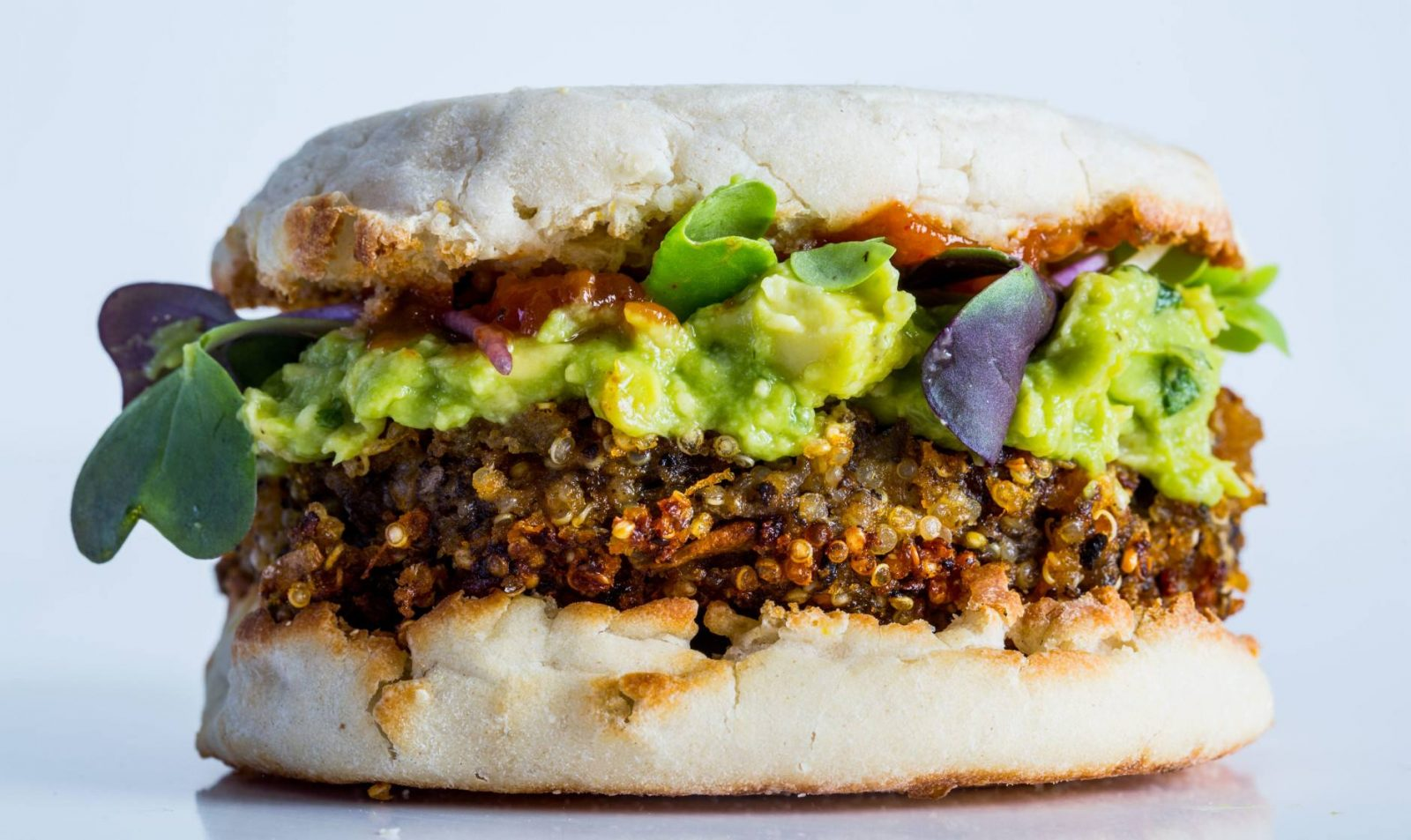 Weekend Recipe: Quinoa Burgers