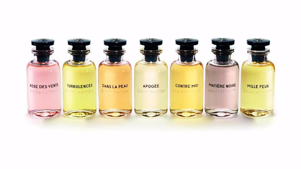 Louis Vuitton's New Fragrances