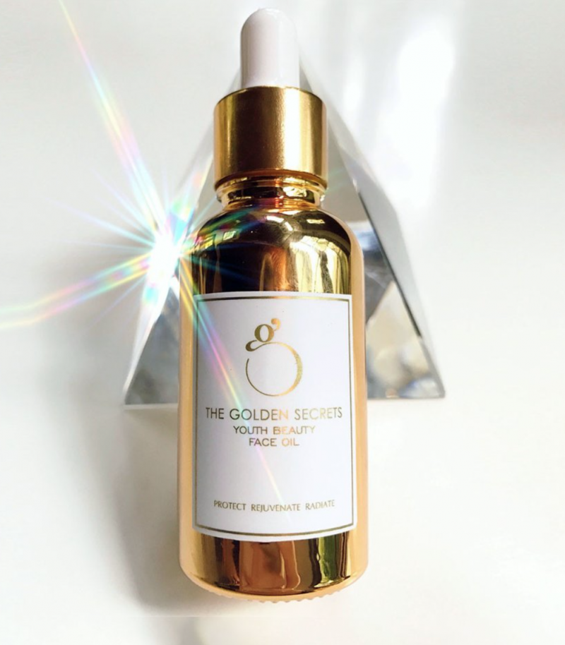 Youth Beauty Face Oil Serum