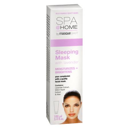 overnight face mask