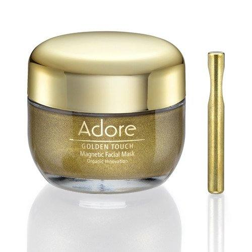 adore gold mask