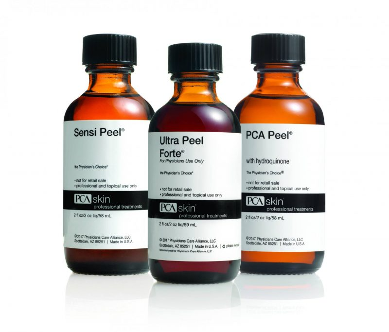 best chemical peel