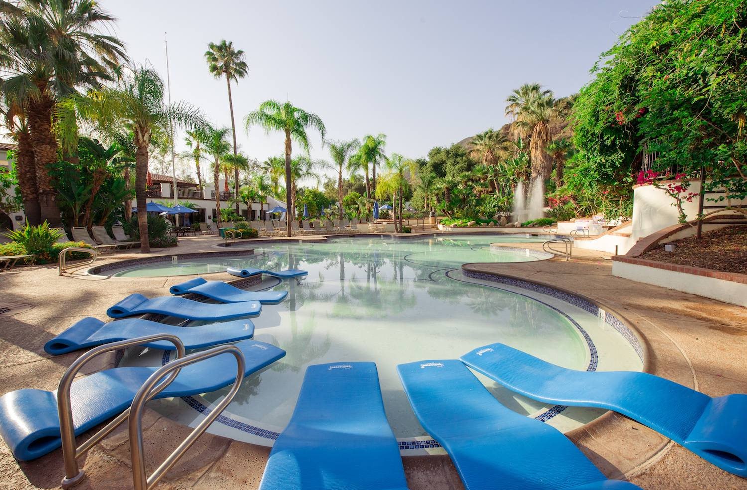 Glen Ivy Hot Springs and Day Spa