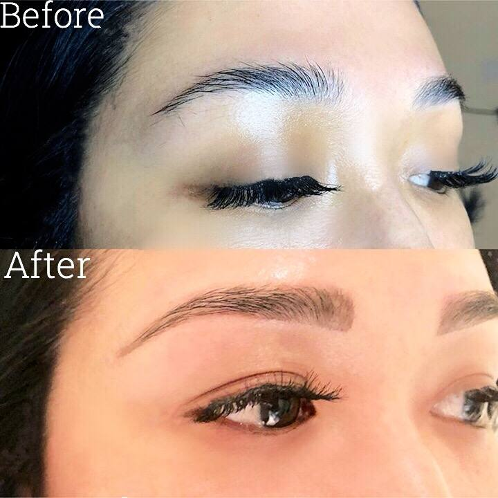 best eye brow waxing los angeles