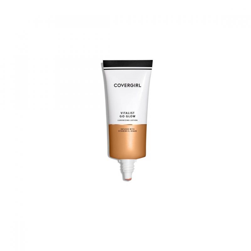 covergirl glow lotion