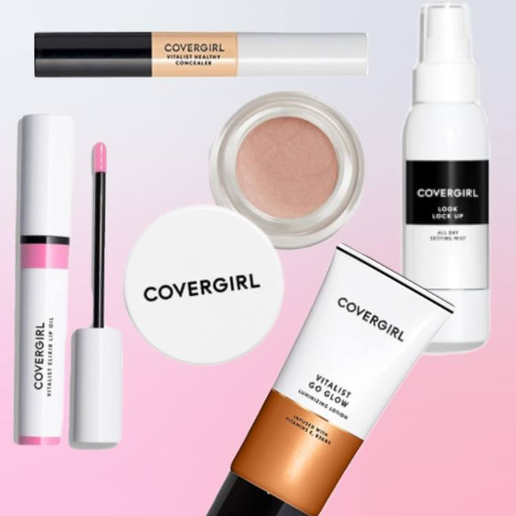 Covergirl Vitalist Healthy Glow Collection