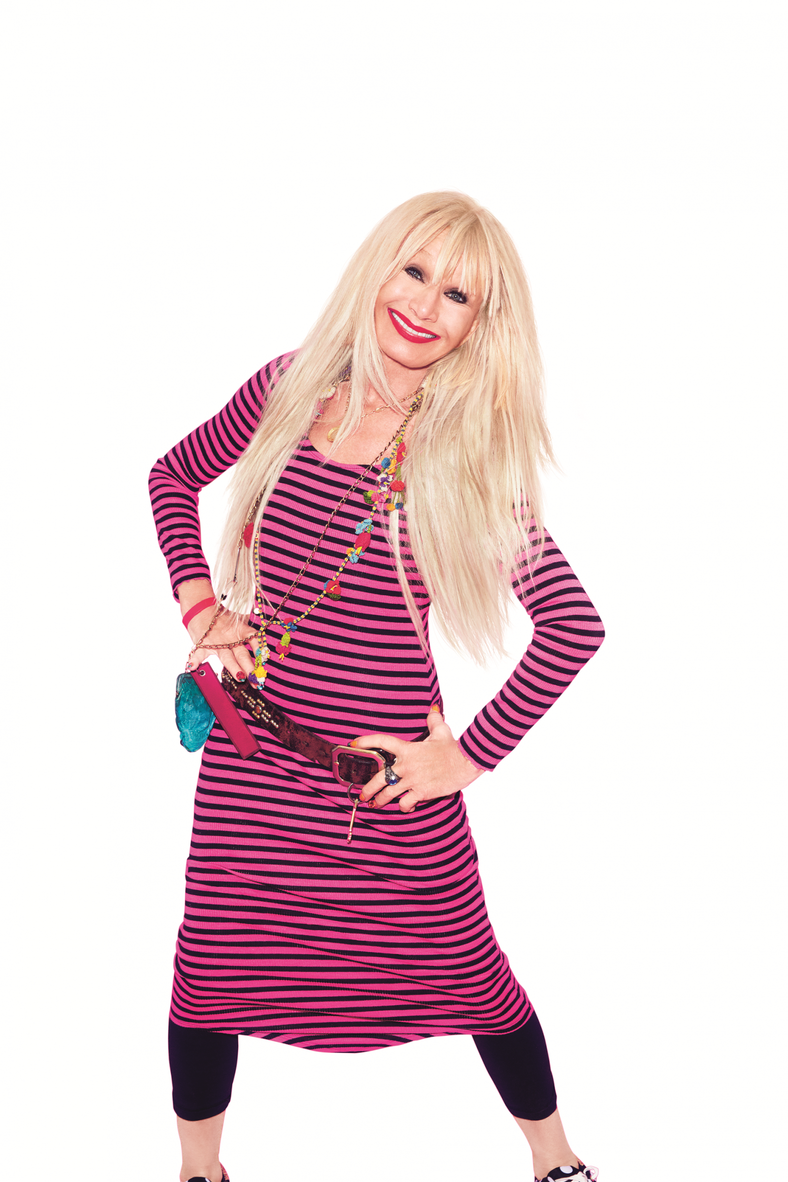 The A List: Betsey Johnson