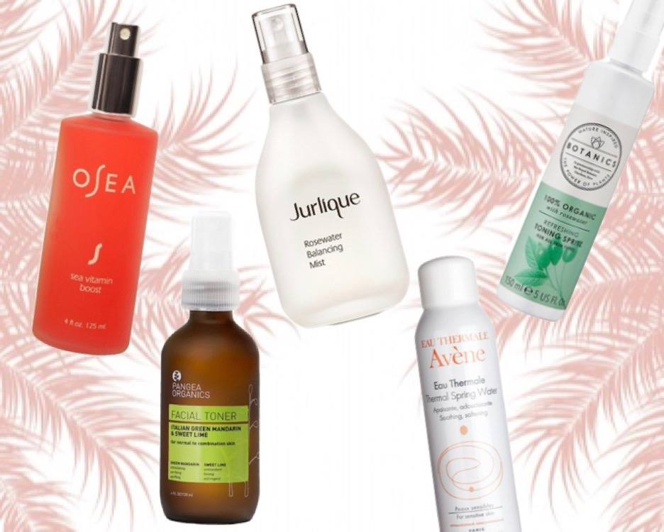 5 Facial Mists You Need Right Now