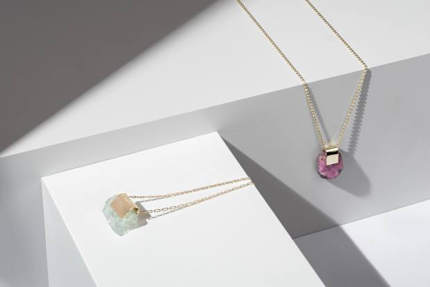 expensive crystal jewelry