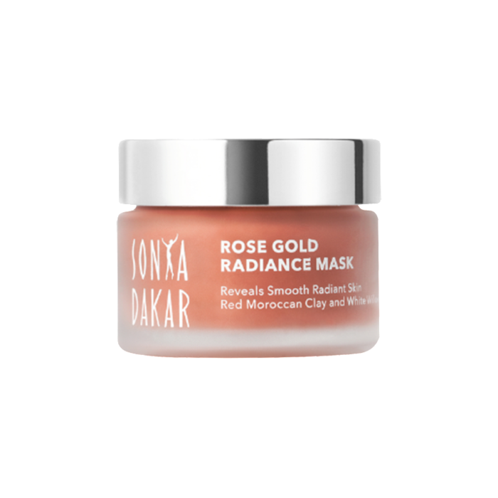 rose gold radiance mask sonya dakar