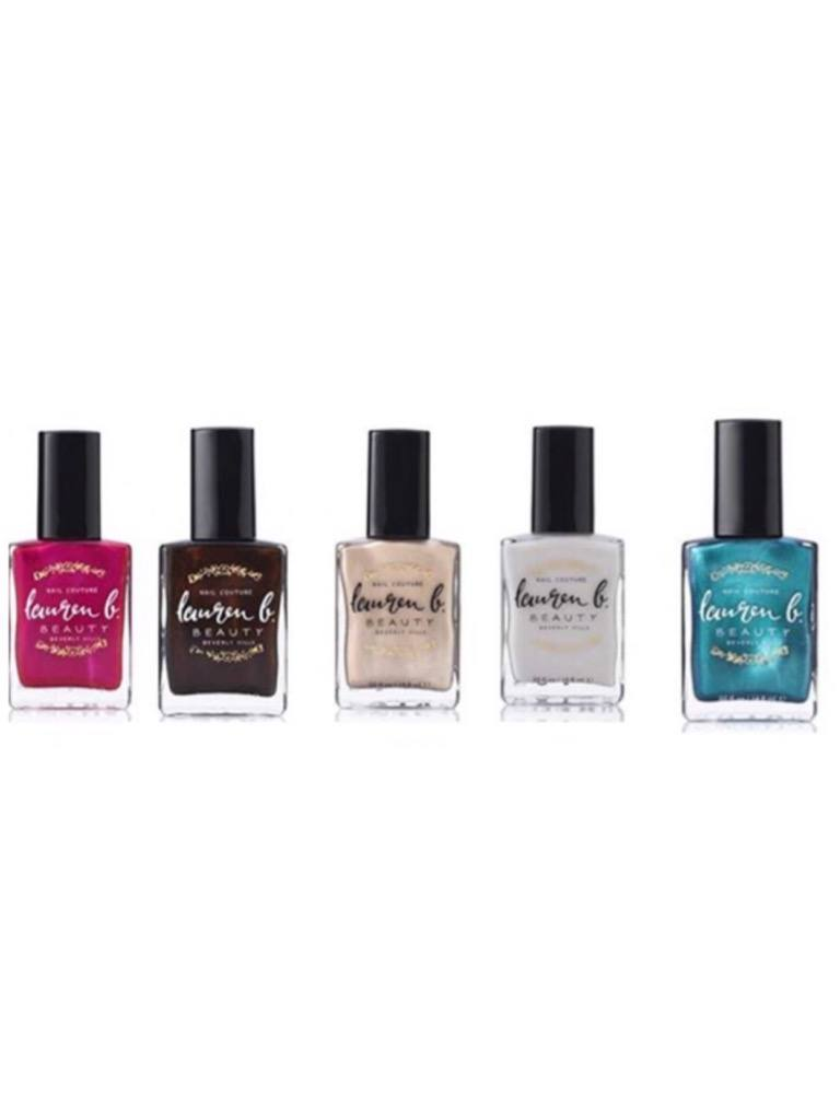 Lauren B. Beauty Fall Collection