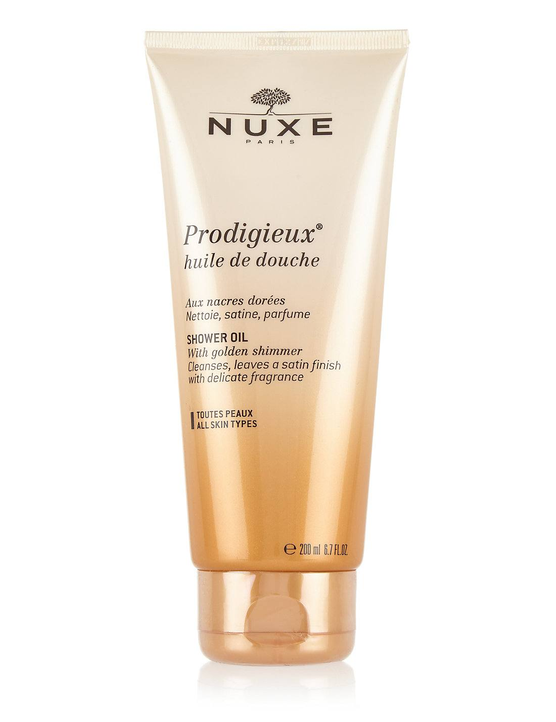 Nuxe Huile Prodigieux Shower Oil
