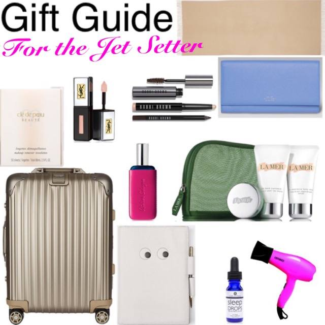 Gift Guide for the Jet Setter