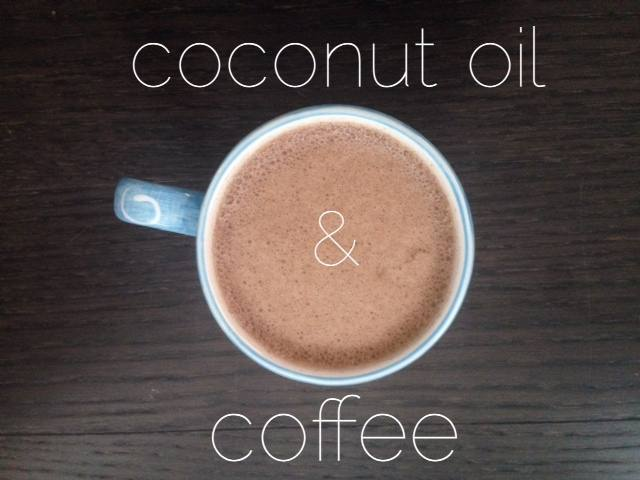 Weekend Recipe: The Benefits of Coffee with Coconut Oil