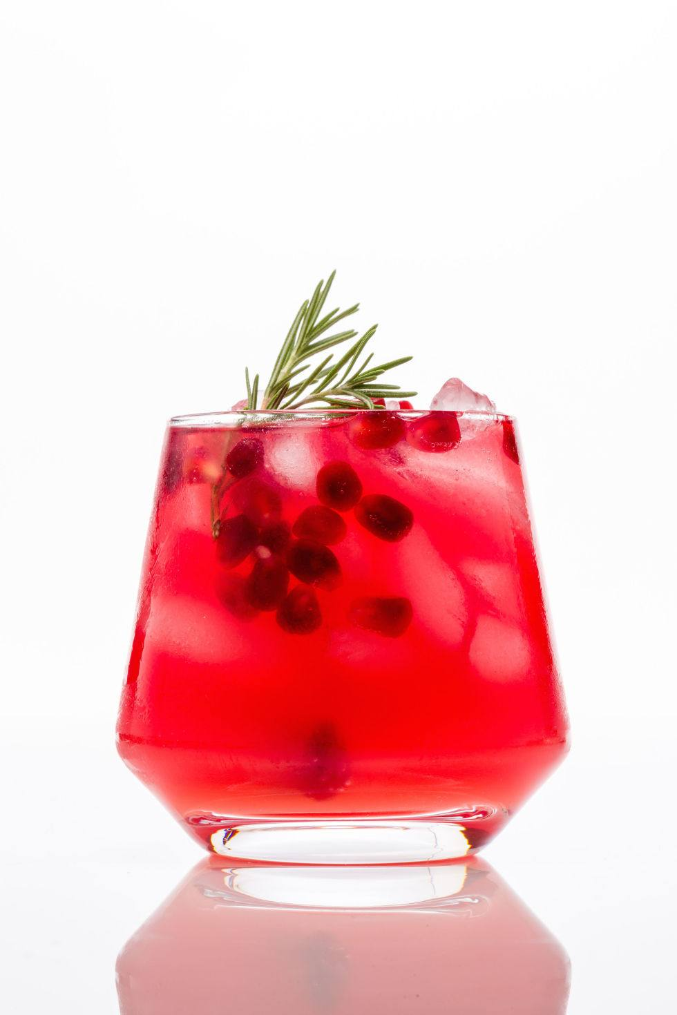 Weekend Recipe: Pomegranate Cocktails