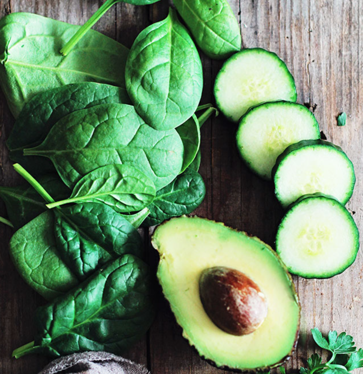 Foods That Will Naturally Detox and Cleanse Your Body