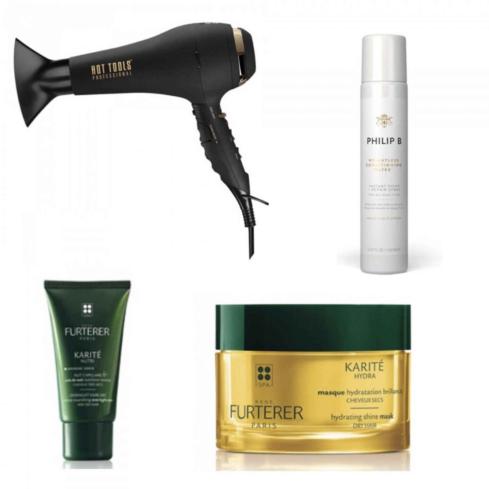 Products and Tools You Need For Your Hair Now