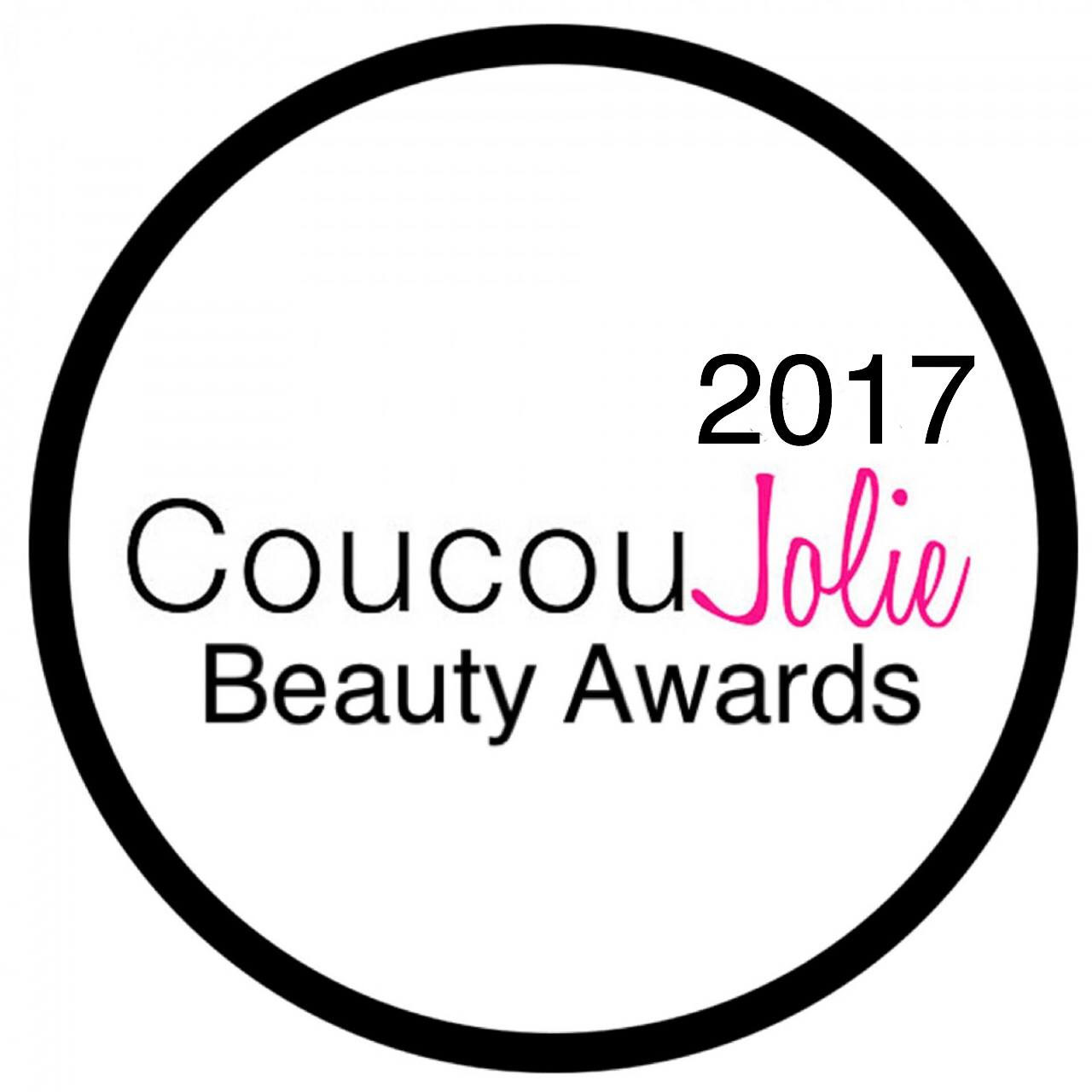 Coucou Jolie Beauty Awards 2017