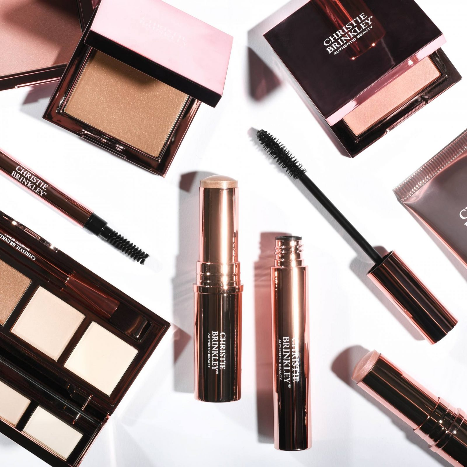 Christie Brinkley Newest Makeup Collection